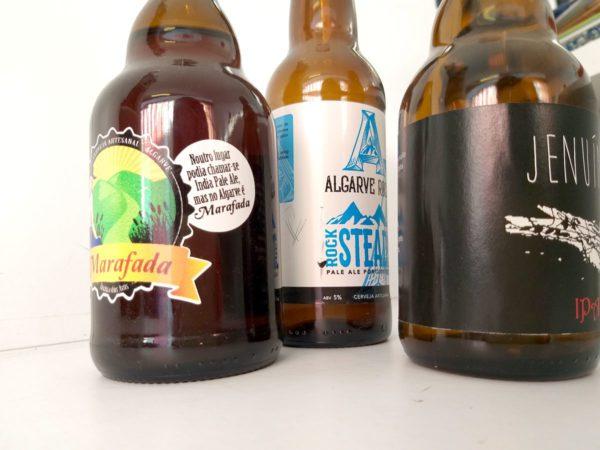 Rótulos para cervejas