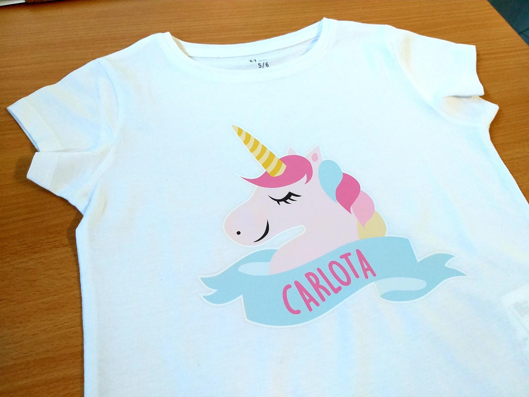 T-Shirts personalizadas